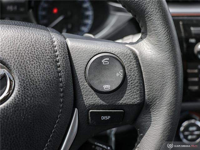 2015 Toyota Corolla S (Stk: A2891) in Saskatoon - Image 18 of 27