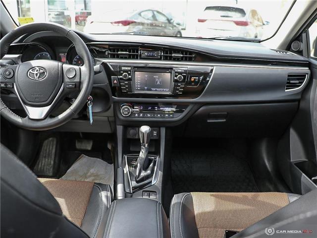 2015 Toyota Corolla S (Stk: A2891) in Saskatoon - Image 25 of 27