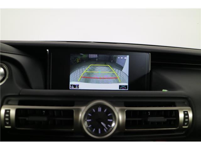 2019 Lexus RC 350 Base (Stk: 297487) in Markham - Image 20 of 29