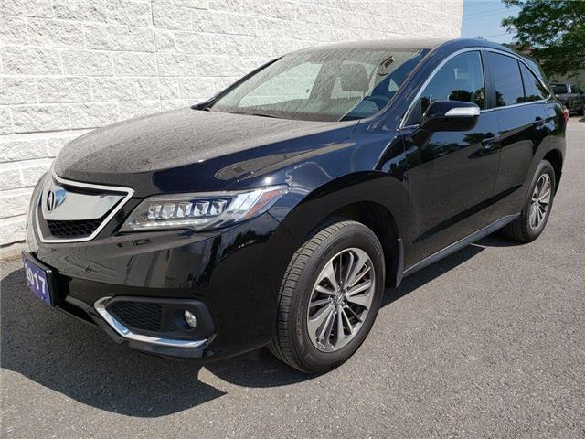 2017 Acura RDX Elite (Stk: 19P120) in Kingston - Image 2 of 29