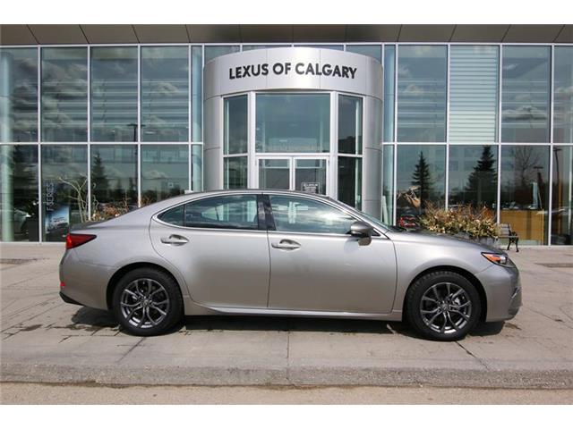 2018 Lexus ES 350 Base (Stk: 190058A) in Calgary - Image 1 of 15