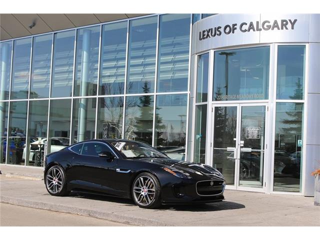 2018 Jaguar F-TYPE R-Dynamic (Stk: 3914A) in Calgary - Image 2 of 15