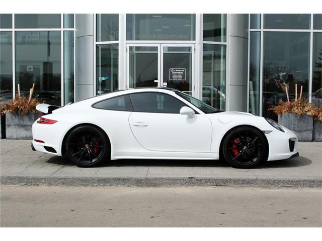 2017 Porsche 911 Carrera 4S (Stk: 3915A) in Calgary - Image 1 of 13