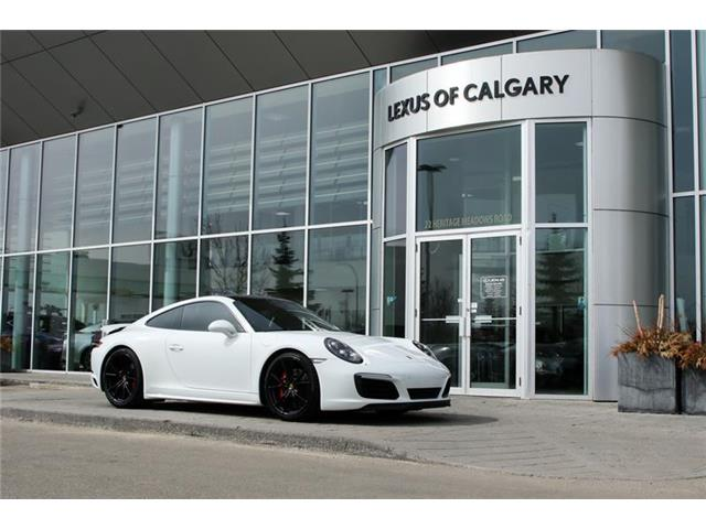 2017 Porsche 911 Carrera 4S (Stk: 3915A) in Calgary - Image 2 of 13