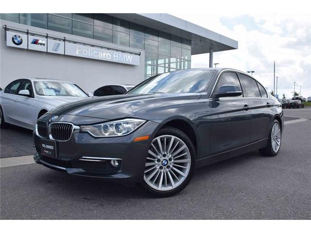2015 BMW 320i xDrive (Stk: PS75224) in Brampton - Image 1 of 18