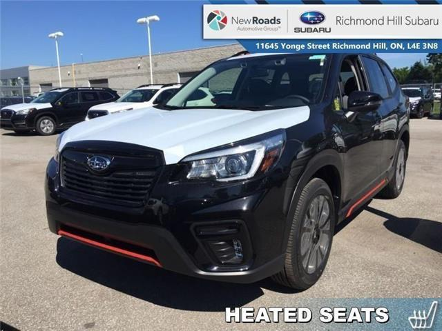 2019 Subaru Forester Sport Eyesight CVT (Stk: 32758) in RICHMOND HILL - Image 1 of 21
