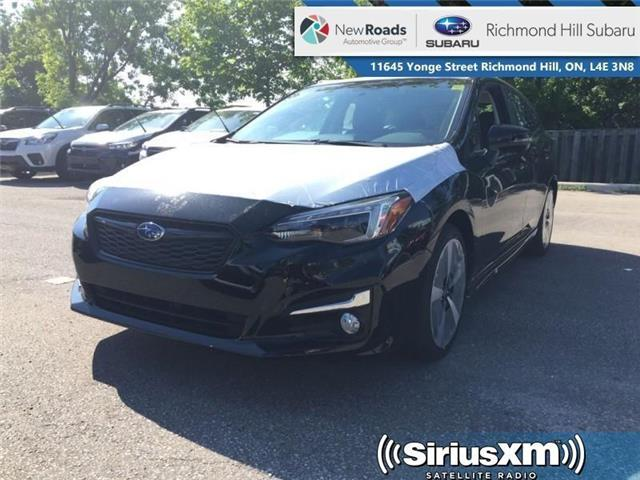2019 Subaru Impreza 5-dr Sport-Tech Eyesight AT (Stk: 32755) in RICHMOND HILL - Image 1 of 22