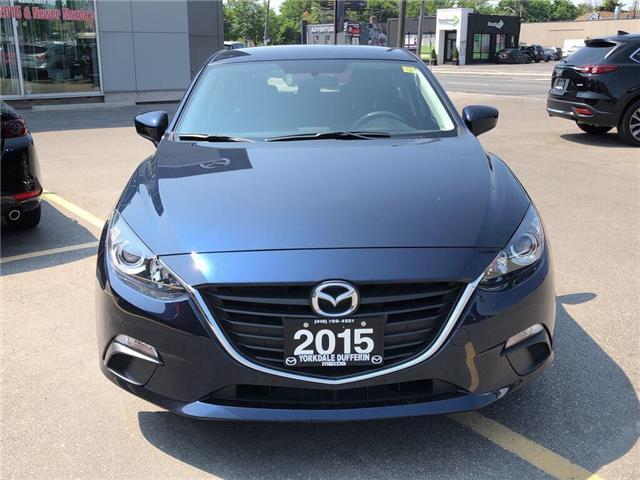 2015 Mazda Mazda3 Sport GX (Stk: P1893) in Toronto - Image 6 of 18