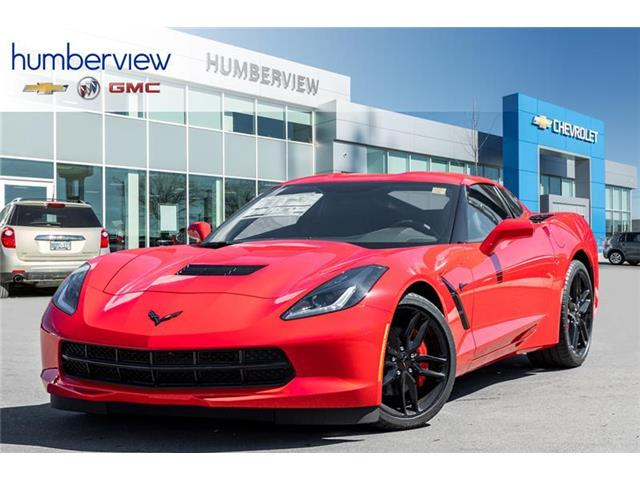 2019 Chevrolet Corvette Stingray (Stk: 19CV037) in Toronto - Image 1 of 17