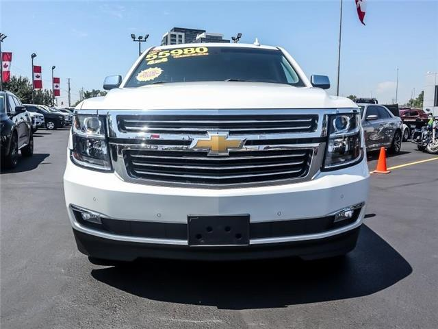 2017 Chevrolet Tahoe Premier (Stk: 98093A) in Burlington - Image 2 of 30