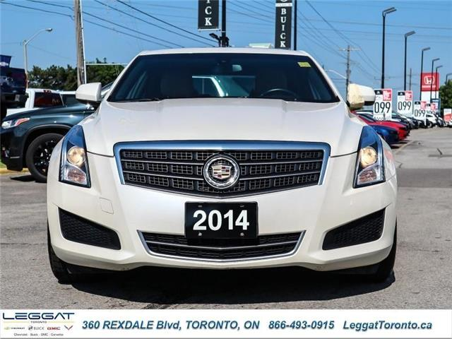 2014 Cadillac ATS 2.0L Turbo (Stk: T11593) in Etobicoke - Image 2 of 26