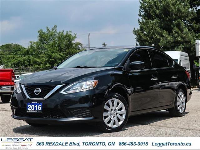 2016 Nissan Sentra  (Stk: 346534A) in Etobicoke - Image 1 of 24