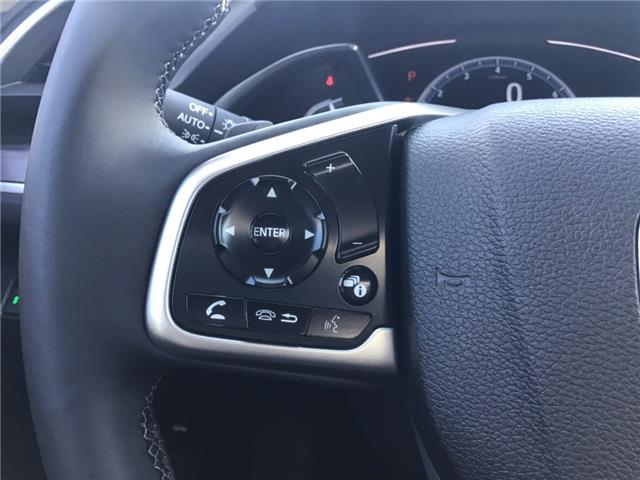 2019 Honda Civic Touring (Stk: 191215) in Barrie - Image 12 of 24