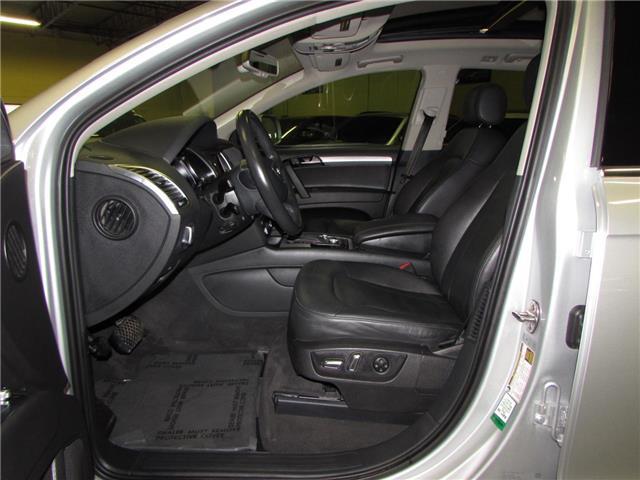 2013 Audi Q7 3.0 TDI Premium (Stk: 5322) in North York - Image 10 of 19