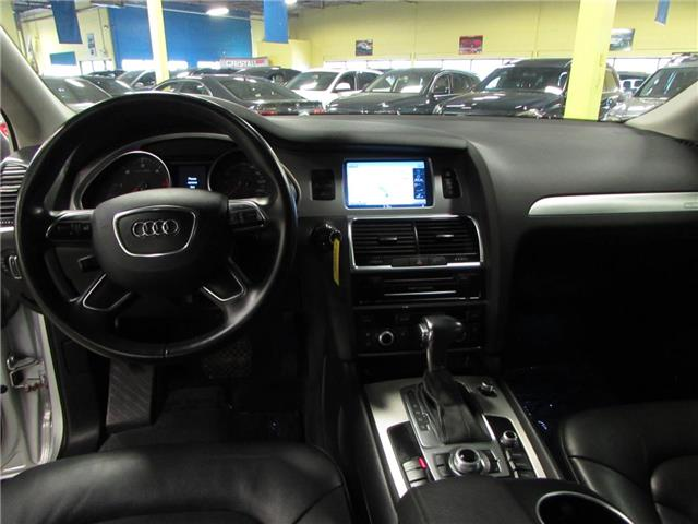 2013 Audi Q7 3.0 TDI Premium (Stk: 5322) in North York - Image 9 of 19