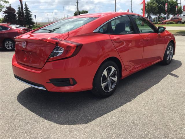 2019 Honda Civic LX (Stk: 19914) in Barrie - Image 5 of 22