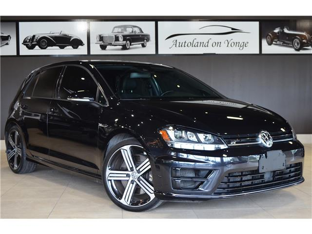 2016 Volkswagen Golf R 2.0 TSI (Stk: AUTOLAND- E6971A) in Thornhill - Image 2 of 29