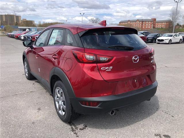 2019 Mazda CX-3 GX (Stk: 19T011) in Kingston - Image 4 of 15