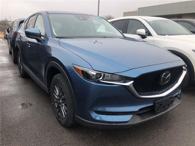 2019 Mazda CX-5 GS (Stk: 19T060) in Kingston - Image 10 of 18