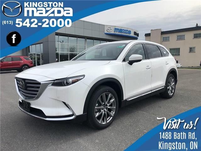 2019 Mazda CX-9 Signature (Stk: 19T065) in Kingston - Image 1 of 17