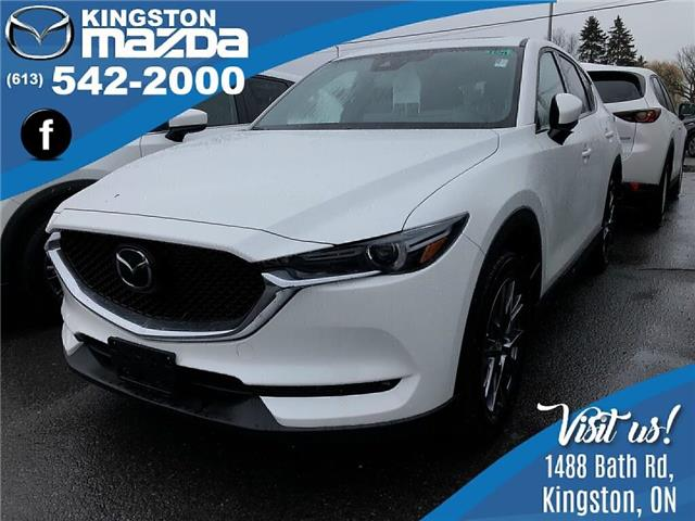 2019 Mazda CX-5 Signature (Stk: 19T072) in Kingston - Image 1 of 5