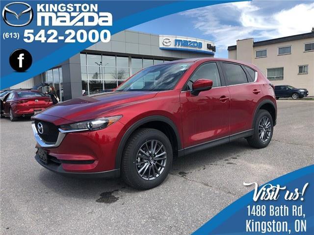2019 Mazda CX-5 GX (Stk: 19T076) in Kingston - Image 1 of 16