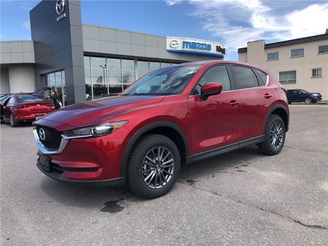 2019 Mazda CX-5 GX (Stk: 19T076) in Kingston - Image 2 of 16