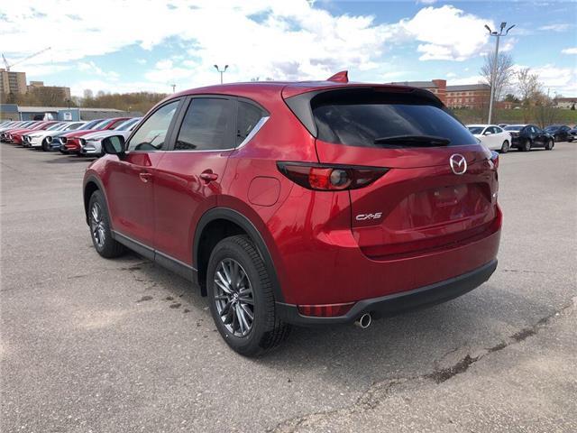 2019 Mazda CX-5 GX (Stk: 19T076) in Kingston - Image 4 of 16