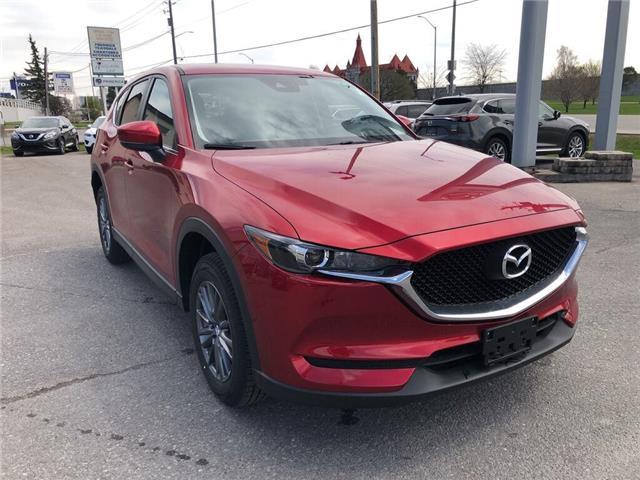 2019 Mazda CX-5 GX (Stk: 19T076) in Kingston - Image 8 of 16