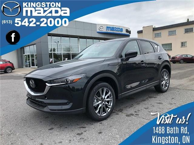 2019 Mazda CX-5 Signature (Stk: 19T077) in Kingston - Image 1 of 15