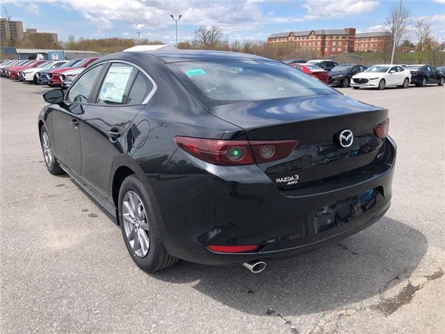 2019 Mazda Mazda3 GS (Stk: 19C022) in Kingston - Image 4 of 16