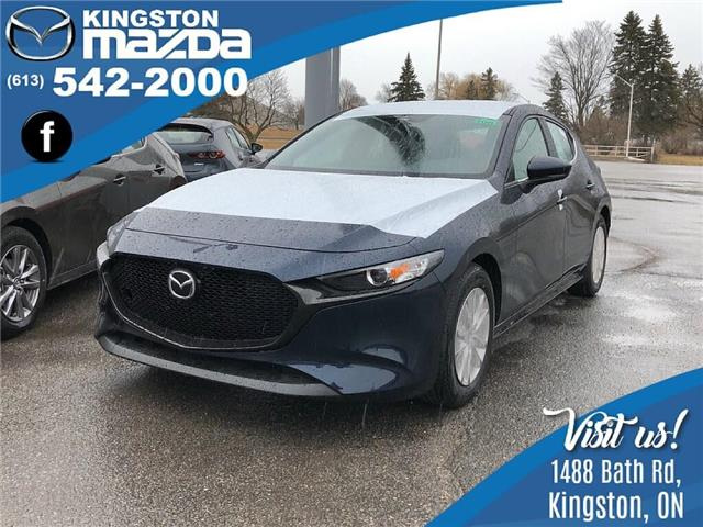2019 Mazda Mazda3 GS (Stk: 19C027) in Kingston - Image 1 of 6