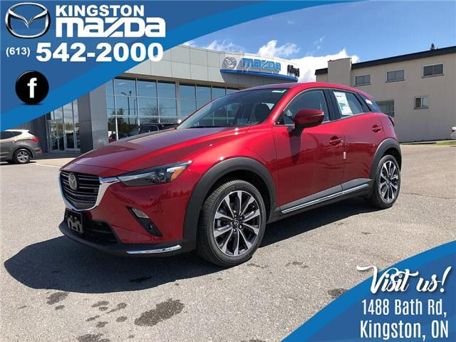 2019 Mazda CX-3 GT (Stk: 19T096) in Kingston - Image 1 of 15