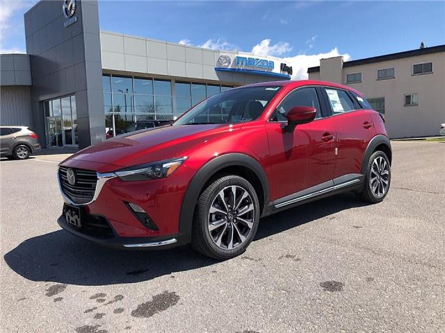 2019 Mazda CX-3 GT (Stk: 19T096) in Kingston - Image 2 of 15