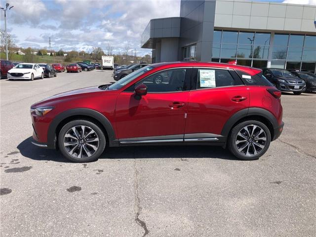 2019 Mazda CX-3 GT (Stk: 19T096) in Kingston - Image 3 of 15