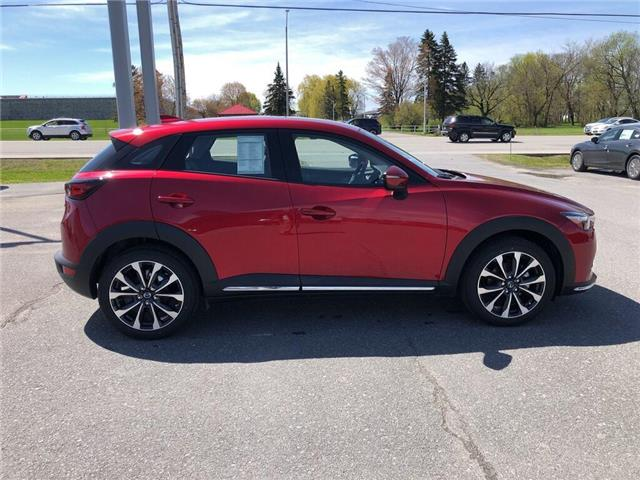 2019 Mazda CX-3 GT (Stk: 19T096) in Kingston - Image 7 of 15