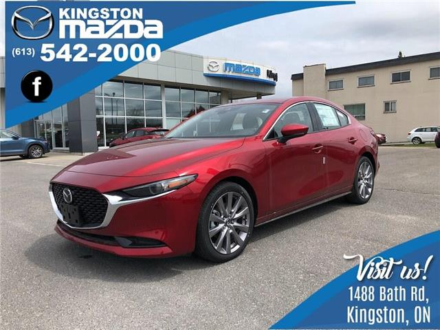 2019 Mazda Mazda3 GT (Stk: 19C028) in Kingston - Image 1 of 16