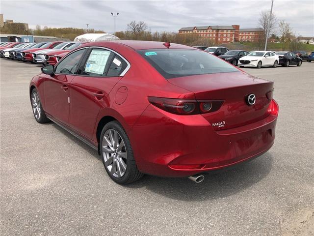 2019 Mazda Mazda3 GT (Stk: 19C028) in Kingston - Image 4 of 16