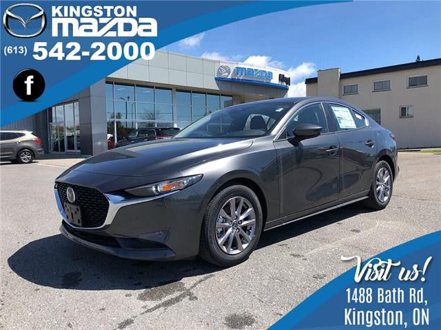 2019 Mazda Mazda3 GS (Stk: 19C032) in Kingston - Image 1 of 15