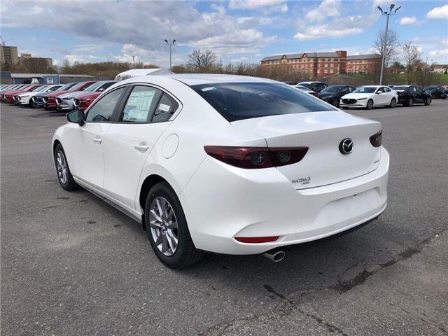 2019 Mazda Mazda3 GS (Stk: 19C037) in Kingston - Image 4 of 16