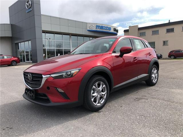 2019 Mazda CX-3 GS (Stk: 19T105) in Kingston - Image 2 of 16