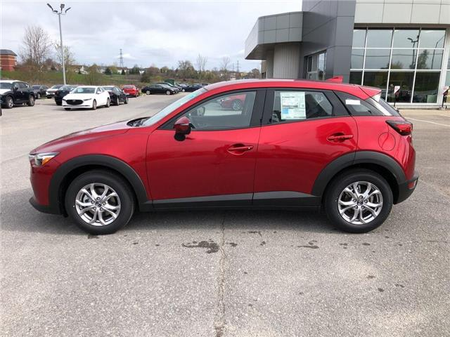 2019 Mazda CX-3 GS (Stk: 19T105) in Kingston - Image 3 of 16