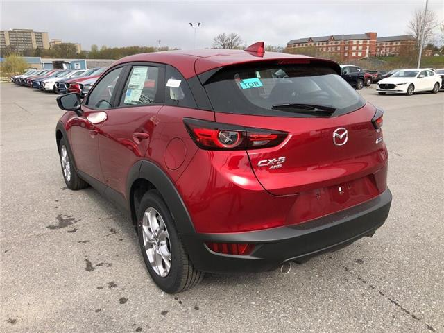 2019 Mazda CX-3 GS (Stk: 19T105) in Kingston - Image 4 of 16