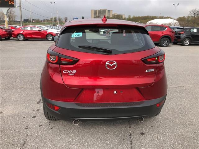 2019 Mazda CX-3 GS (Stk: 19T105) in Kingston - Image 5 of 16