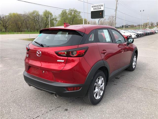 2019 Mazda CX-3 GS (Stk: 19T105) in Kingston - Image 6 of 16