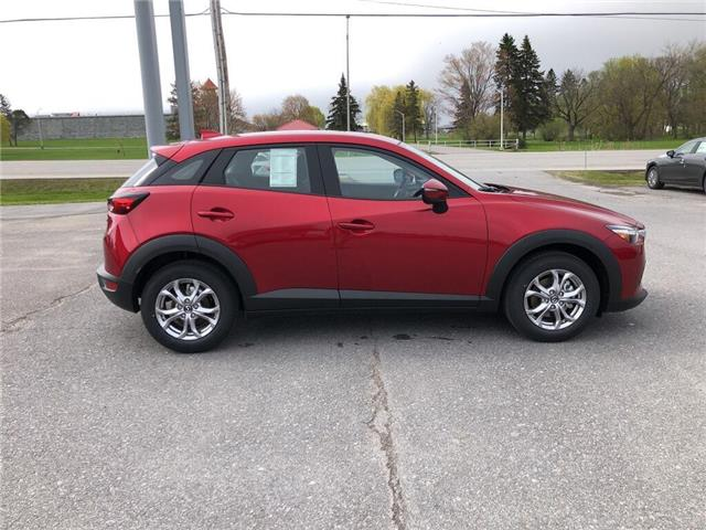 2019 Mazda CX-3 GS (Stk: 19T105) in Kingston - Image 7 of 16