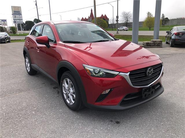 2019 Mazda CX-3 GS (Stk: 19T105) in Kingston - Image 8 of 16