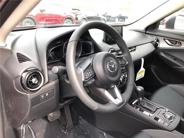 2019 Mazda CX-3 GS (Stk: 19T105) in Kingston - Image 10 of 16