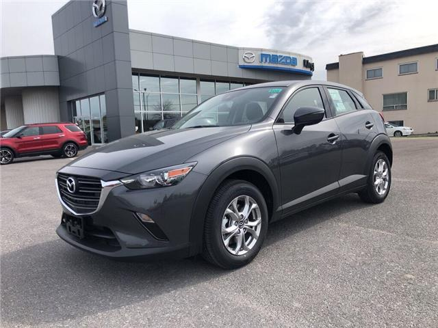 2019 Mazda CX-3 GS (Stk: 19T109) in Kingston - Image 2 of 16