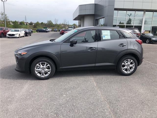 2019 Mazda CX-3 GS (Stk: 19T109) in Kingston - Image 3 of 16